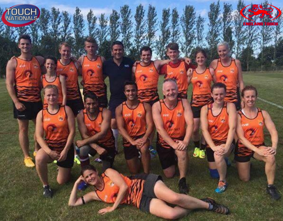 Developing Mixed - Midlands Panthers 1