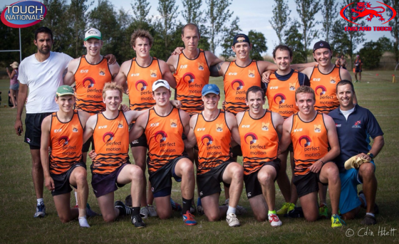 Men's Open - Midland Tigers