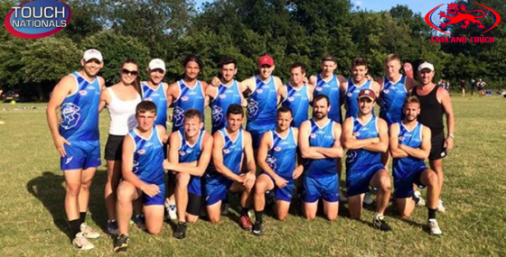 Men's Open - South East Sharks