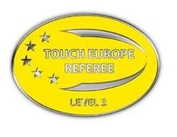 Level 3 (yellow badge)