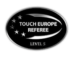 Level 5 (black badge)