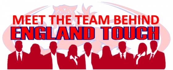 Meet The Team Behind England Touch