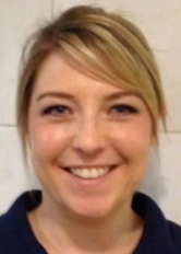 Emma Knott - Head Physiotherapist
