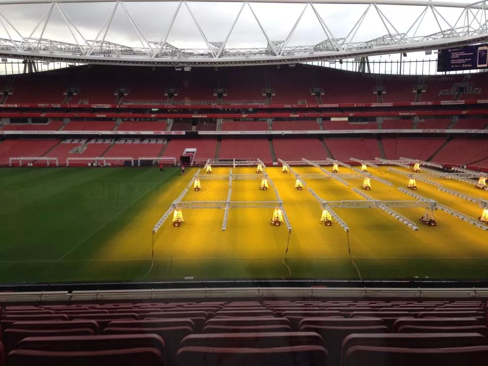 Leaders14 - Emirates Stadium