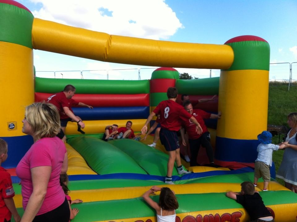Bouncy Castle fun